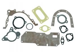 Комплект прокладок двигателя малый Таврия 1102 резина, паронит Украина