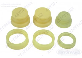 Ремкомплект трапеции стеклоочистителя 1117, 1118, 1119 (2 втулки бол и 1 мал, 2 кольца бол и 1 мал)