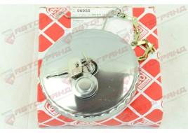 Крышка бака металл D80MM ключ+цепочка 0004711230