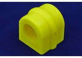 Подушка штанги стабилизатора УАЗ 3163 Патриот средняя полиуретан желтый Полиуретан