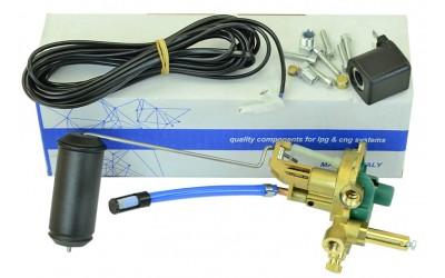 Мультиклапан тороидального внутреннего баллона H220-30° (с эмк) Sprint GREENGAS
