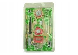 Ремкомплект карбюратора 21081, 1102  с красной диафрагмой (блистер) ДААЗ
