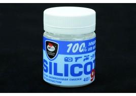 Смазка силиконовая Silicot Gel 40 г. банка в пакете VMPAUTO