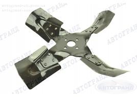 Крыльчатка радиатора УАЗ 3151, 3741 (4-х лопасти) металл