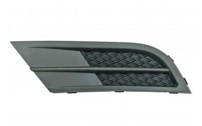Заглушка противотуманной фары левая Volkswagen Jetta 6 глухая (2010-наше время)
