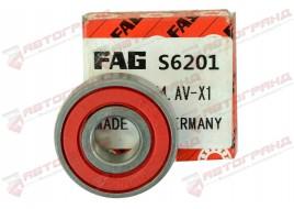 Подшипник генератора 2101-09, 2121 со стороны выпрямителя (малый) (12*32*40) FAG