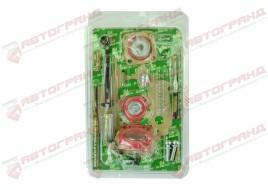 Ремкомплект карбюратора 21083 с красной диафрагмой (блистер) ДААЗ