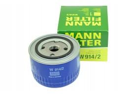Фильтр масляный ВАЗ 2108-15, 1117-19, 2170-72, 21213-14i, 2123, ЗАЗ 1102-05, Sens MANN