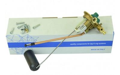 Мультиклапан цилиндрического баллона D300-30° Sprint GREENGAS