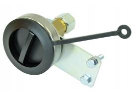 Заправочное устройство внешнее (ВЗУ) выносное с кронштейном для медной трубки TOMASETTO