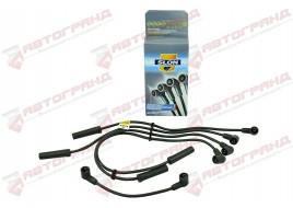 Провода высоковольтные 2108, 2109, 21099 карбюратор силикон (бронепровода) SLON