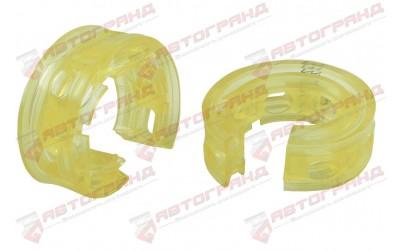 Подушка пружины (автобаферы) (межвитковая вставка) 50 мм (силикон) (к-кт 2 шт)