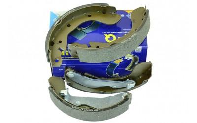 Колодки тормозные AVEO 1,5 задние (к-кт 4 шт) Hi-q