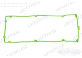 Прокладка клапанной крышки ГАЗ 3302 (ЗМЗ 406, 409 ЕВРО 4 дв) (зеленый) силикон ПТП