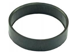 Резинка антихлопкового клапана ВАЗ, Ланос черное 60 мм Украина
