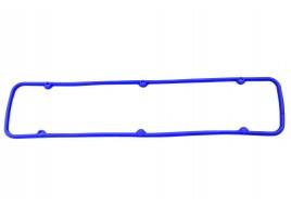 Прокладка клапанной крышки ГАЗ 3302 Бизнес (УМЗ 4216 ЕВРО 4 дв) (синий) силикон Балаково