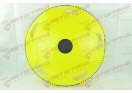 Колпак колесный защитный (желтый, задний универсальный R22.5)