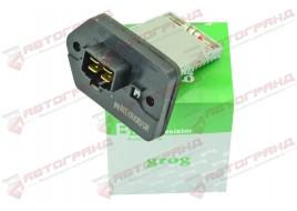 Сопротивление отопителя Lanos (резистор вентилятора) GROG
