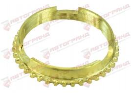 Кольцо синхронизатора КПП УАЗ 469, 452, 3160 (3-4 передачи 4 ступка, 39 зубов) новый образец ОАО УАЗ