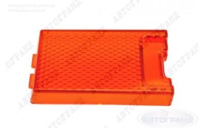 Рассеиватель фонаря 21011 оранжевый
