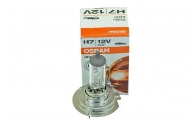 Лампа галогенная 12v H7 PX26d 55W OSRAM