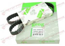 Ремень ГРМ 1102, 1103, Sens, Corolla, Carina, Celica 1,3 1,4 зубчатый GROG