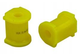 Втулка стабилизатора 2108, 2109, 21099, 2113, 2114, 2115 полиуретан (к-кт 2 шт) SS-20