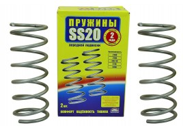 Пружина передней подвески 2110, 2111, 2112 (16 кл дв) (к-кт 2 шт) SS-20