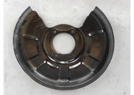 Кожух защитный тормозного диска Kia Sportage 4 GT Line 1.6 T-GDi задний правый оригинал б/у