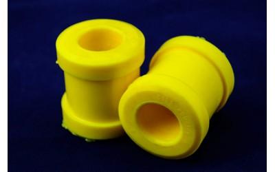 Втулка верхнего рычага ГАЗ 3102 полиуретан желтый (к-кт 2 шт)