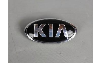 Эмблема Kia Sportage 4 GT Line 1.6 T-GDi в передний бампер оригинал б/у