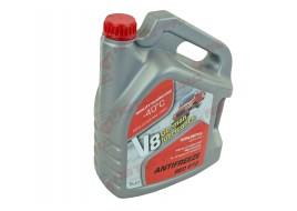 Антифриз G12 (-40С 5 кг красный V8)