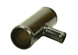 Трубка радиатора ГАЗ 3302 (с 1 штуцером) (дв.УМЗ) металл Н.Новгород