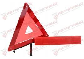 Знак аварийной остановки усиленный (пластиковая упаковка)