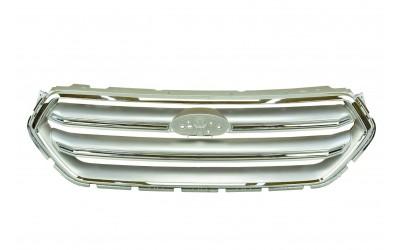 Решетка радиатора Ford Kuga 2 CBS (2016-2019) рестайлинг хром