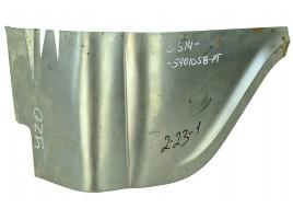 Вставка ремонтная Нижняя часть панели боковины задней нижней УАЗ 469 (правая) (20)