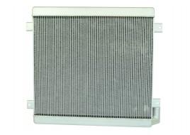 Радиатор ГАЗ 3302 (Cummins 2,8 дв) (Отдельно от интеркулера) новый образец
