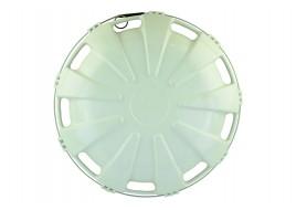 Колпак колесный пластик универсальный передний R22.5 белий