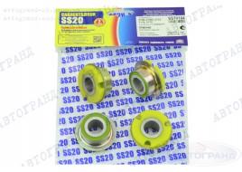 Сайлентблок передней подвески 2108, 2109, 21099, 2110-2115 полиуретан (ромашки) (к-кт 4 шт) SS-20