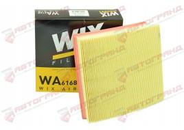 Фильтр воздушный 2110-15,1117-19, 2170-90 (инжекторный двигатель) WIX