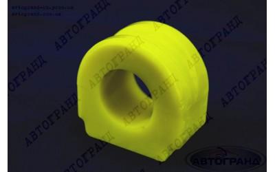 Подушка штанги стабилизатора УАЗ 3160 боковая полиуретан желтый d-30 Липецк