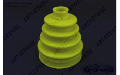Пыльник ШРУС 2108, 2109, 21099, 2113, 2114, 2115 наружный полиуретан желтый