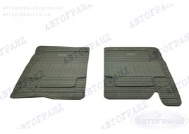 Комплект ковров UNI ELEMENT передних (CLASSIC к-кт 2 шт) P/A