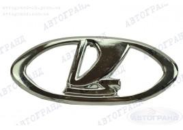 Эмблема 2110, 2111, 2112 (заводской знак) металл на креплении
