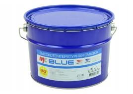 Смазка МС 1510 BLUE высокотемпературная комплексная литиевая 9 кг евроведро 10 л. VMPAUTO