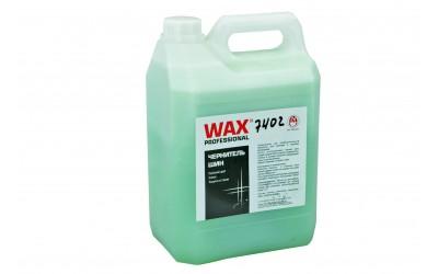 Средство для обработки шин чернитель а/м Быстрый Воск Ш WAXis Professional 5 л. канистра VMPAUTО