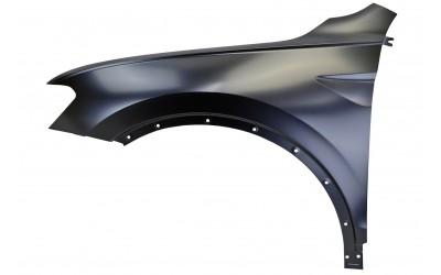 Крыло переднее Volkswagen Tiguan 2 (2016-2021) дорест без повторителя левое Тайвань