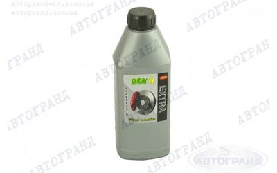 Тормозная жидкость EXTRA DOT 4 (1 л) Украина