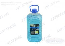 Омыватель стекла зимний -15 °C  5л. (бубль-гум)