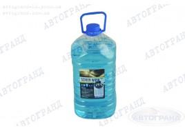 Омыватель стекла зимний -25 °C  5л. (бубль гум, голубой) ЕВРОПА